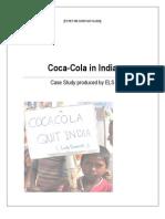 Coco Cola CSR 2