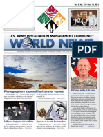 IMCOM World News, 18 March 2011