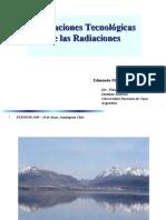 Aplicaciones de Las Radiaciones_Antofagasta-2009