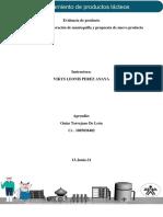AA3 Estudio de caso elaboración de mantequilla y propuesta de nuevo producto