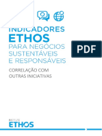 Correlacoes GRI CDP ISO26000