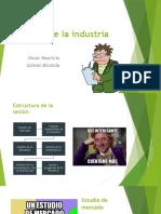 Presentación semana 6- fuerzas de la industria
