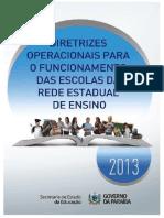 Diretrizes Operacionais de Ensino 2013 Paginado Na Grafica