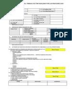 Formato Para Informe Mensual Del Trabajo Efectivo Realizado Por Docentesl-rfa 2021