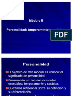 2-Personalidad Temperamento y caracter.