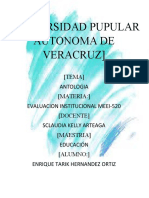 EVALUACIÓN INSTITUCIONAL CONCEPTOS TEÓRICOS