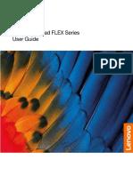 Lenovo Ideapad Flex 5 User Guide