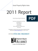 International Property Rights Index - 2011 Report