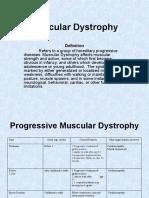 Musculardystropy