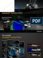 FR Inventor 2012 Whats New - Copie