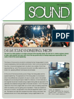 D4 - Live Sound
