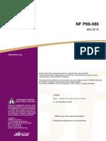 NF P 98-086[9044]