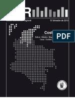 Informe Economico 4 Trimestre 2010 Region Caribe Colombiana