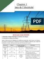 Cours réseaux électriques