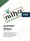 Rapport Moral Exercice 2009-2010 Association NILHA