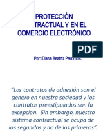 Protección contractual EDC