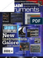 Virtual Instruments Magazine - January 2008