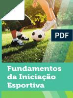 Livro Único - Fundamentos Das Iniciação Esportiva