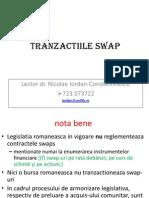 Tranzactiile SWAP