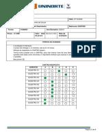 Prova 2ª ARE - 2020-2  Fundações  UNN0470108NNA - SIMONE