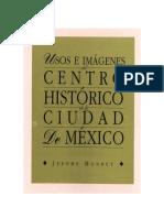Monnet-Usos e Imágenes Del Centro Histórico