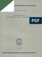 Cervantes y Los Retos Del Persiles