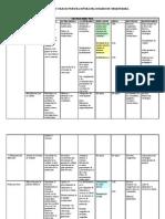 Plan operativo 2010-2011