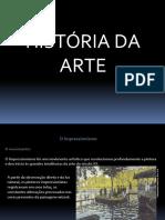 AULA -impressionismo-pósimpressionismo