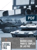 Marco legal para las FFAA