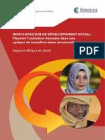 DEVELOPPEMENT SOCIAL AFRIQUE DU NORD