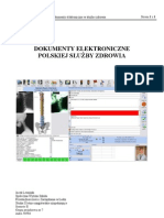 Standardy dokumentacji elektronicznej w Polskiej służbie zdrowia