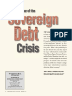 The Year of the Sovereign Debt Crisis 2011