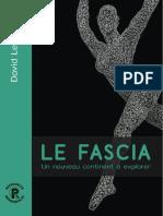 Le Fascia Extraits