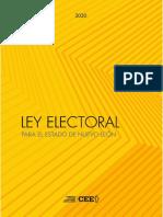 Ley electoral 2020 Web