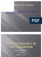 New Technology in the Classroom