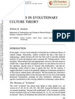 durham 90 - advances in evolutionary culture theory