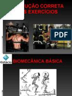 TREINAMENTO NEUROMUSCULAR - BIOMECÂNICA da Execução Correta dos Exercícios
