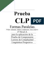Protocolo CLP 4 A