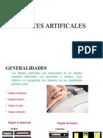 DIENTES ARTIFICALES 1