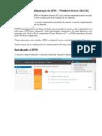 9 Instalação Configuração Do DNS