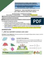 IIP Guía de Aprendizaje 3 Matemáticas 8°