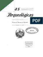 1915 Gonzalez Suarez-Notas Arqueologicas