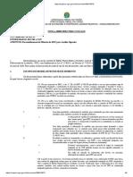 Nota n. 00001-2020-CNML-CGU-AGU - considerações sobre o RDC