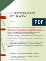 2 Subestaciones de Utiizacion