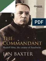 The Commandant - Ian Baxter