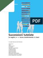 Le Guide Per Il Cittadino Successioni Tutelate Set 14