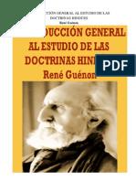 Introduccion General Al Estudio de Las Doctrinas Hindues-Guenon