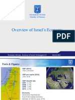 Israel's Economy March 2011
