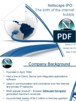 Netscape IPO