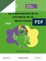 Narrativa en el Nivel Inicial (ODMI)